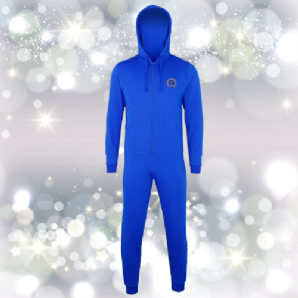 Ballymena Swimming Club - Onesie Royal Blue